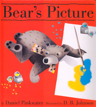Cover of Bear's Picture