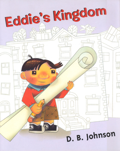 Cover of Eddie's Kingdom