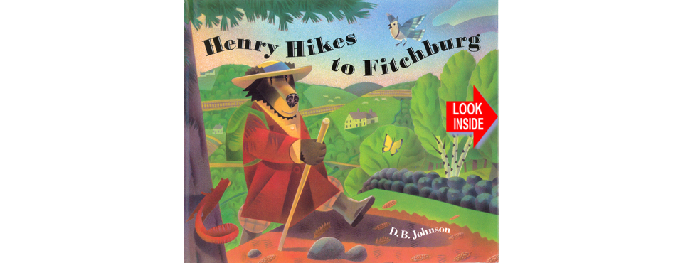 Read Henry Hikes to Fitchburg